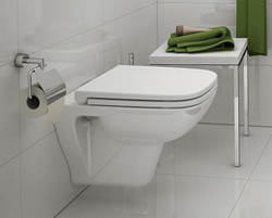 S20 Wall Toilet 5507-003-0075 From Vitra