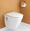 S50 Wall Hung Toilet 5318-003-0075 From VitrA
