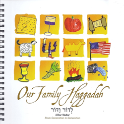 Our Family Haggadah by Spring Asher and Family
