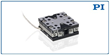 Compact Positioning Slides with Stick-Slip Piezo Motors