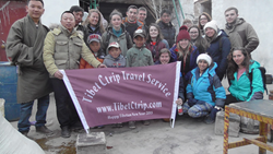 Local Tibet travel agency offers budget tour of Tibet-smaller group size!