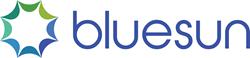 Bluesun Logo Icon Indentity company