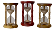 In The Light Urns Is Delighted to Re-Introduce The Lifetime Hourglass...