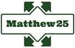 Matthew 25 Logo Cedar Rapids