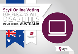 Scytl Online Voting 2015 Innovation Award from Zero Project