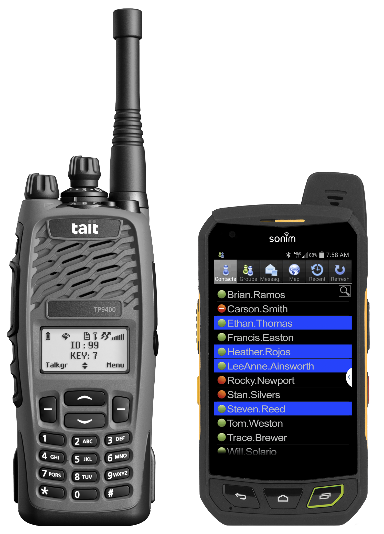 Mobile Home Manufacturer >> SLA's Enterprise Secure Chat (ESChat) technology selected by Tait Communications for its ...