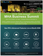 SuiteRx pharmacy software to attend MHA's 12th Annual Business Summit in Las Vegas, Nevada!