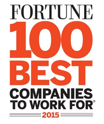 2015 FORTUNE 100 Best Companies to Work For