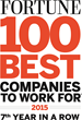 Atlantic Health System Scores 7th Year on Fortune Magazine's '100 Best...
