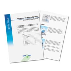 Mass Calibration White Paper