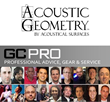 Acoustic Geometry Partners With GC Pro for Better-Sounding Rooms