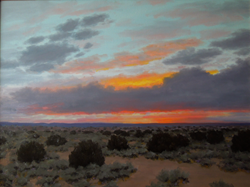 Sorrel Sky Gallery Features Landscape Artist, Stephen Day