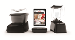 Blendtec Unveils Vision for Connected Kitchen with Linked Food Prep System