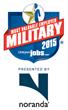 CivilianJobs.com Announces the 2015 Most Valuable Employers (MVE) for...