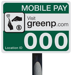 Green P Mobile Pay