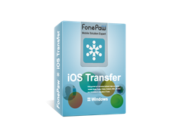 FonePaw iOS Transfer, your best iTunes alternative!
