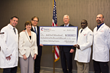 ReserveAid Presents Check to Benefit the General Richard B. Myers Veterans Program