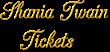 Shania Twain Tickets in London, Toronto, Pittsburgh, Atlanta, Boston,...