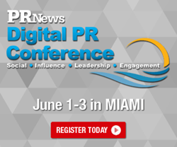 Jeremy Miller, Tania Luna, Ekaterina Walter to Keynote PR News' Digital PR Conference in Miami