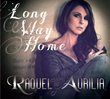 LONG WAY HOME by Raquel Aurilia album cover