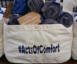 Berkshire Blanket Acts of Comfort
