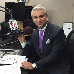 Renowned Robotic Surgeon, Dr. David Samadi, Launches New Radio Show: World Health News