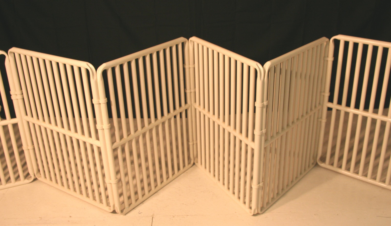 Charmant Folding Dog Gate ...