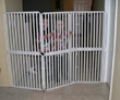 extra wide dog gate