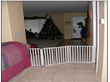 extra wide indoor dog gate