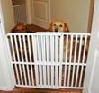 extended dog gate