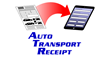 Auto Transport Receipt Logo