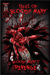 Bloody Mary's Revenge Comic Book