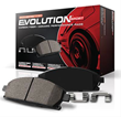 Power Stop Z23 Evolution Ceramic Sport Brake Pads