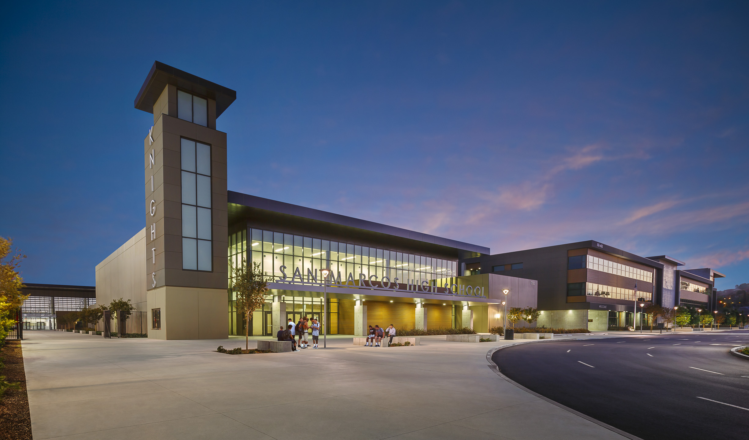 High School Receives High Honor for Design Transformation ...
