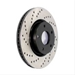 StopTech Drilled Disc Brake Rotor