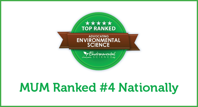 Environmental and Wildlife Management colleges rankings by major