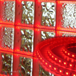 Glass Block Lighting with LED Strip