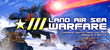 Land Air Sea Warfare Title Screen