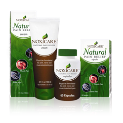 Noxicare Natural Pain Relief Products
