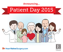 Patient Day 2015 at Edwards Lifesciences