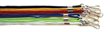 BRAIDED WHISTLE STRAPS - MULTI COLORS