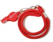 WHISTLE STRAP WITH RESCUE WHISTLE