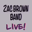 Zac Brown Band Ticket Sales