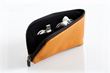 Time Travel Apple Watch Case—interior view with gear