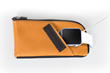 Time Travel Apple Watch Case—with Apple Watch charging in front pocket