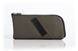 Time Travel Apple Watch Case—grey leather