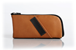 Time Travel Apple Watch Case—cowboy brown leather