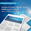 New Case Study Highlights Successful Partnership between Proxios and Invincia Insurance Solutions