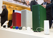 Blueair unveils clean air intelligence at Dwell on Design Show LA for...