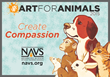 "Artists Invited to ""Create Compassion"" in 26th Annual Art for Animals"
